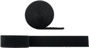 Cable Management Set with Hook-and-Loop Fastener Roll (1m)
