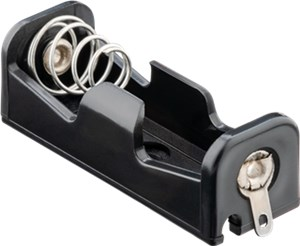 1x N (Lady) battery holder