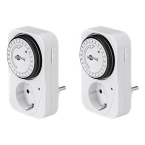2 pcs.: Mechanical timer