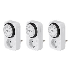3 pcs.: Mechanical timer
