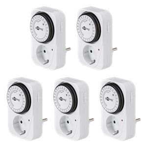 5 pcs.: Mechanical timer