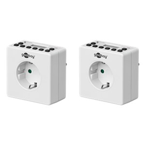 2 pcs.: Digital timer
