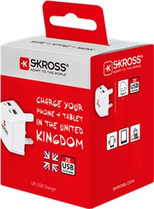 UK - USB Charger