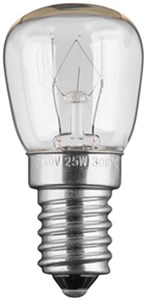 Oven lamp, 25 W