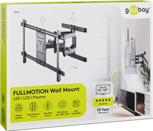 TV wall mount Pro FULLMOTION (XL)