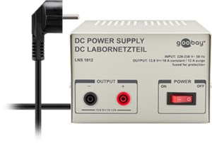 Laboratory fixed voltage power supply