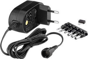 3 V - 12 V Universal Power Supply