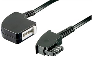 TAE-F extension cable