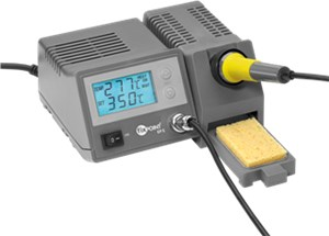 EP5 digital soldering station